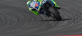 Valentino Rossi s'entraine chaque soir à Misano... (Photo : Yamaha MotoGP)