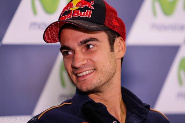 Dani Pedrosa manque les Grands Prix qui lui avait valu la victoire en 2015.