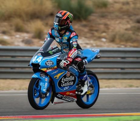 Première pole en Grand Prix pour Canet.