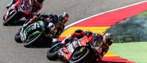 Davies décroche sa 21e victoire en WorldSBK. (Photo : Ducati Press)
