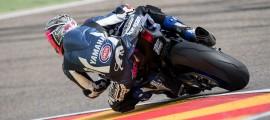 Lucas Mahias a remporté sa première victoire en Aragón. (Photo : Yamaha Racing)